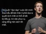 Những câu nói hay của tỉ phú trẻ tuổi Mark Zuckerberg làm thay đổi bạn