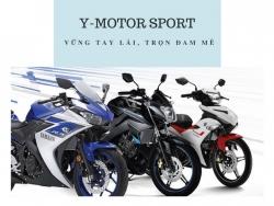 Vững tay lái, trọn đam mê với Y-MOTOR SPORT