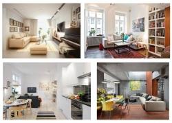 Mẹo trang trí giúp căn hộ chung cư thêm rộng mang lại không gian sống thoải mái cho gia đình bạn