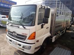 Giá xe tải Hino 6T2 tại TPHCM bao nhiêu?