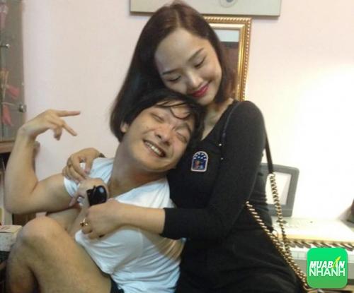 Nhạc sĩ Thiên Ngôn và ca sĩ Miu Lê