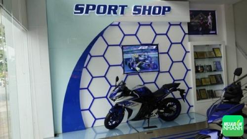 Đại lý Yamaha Sport Shop